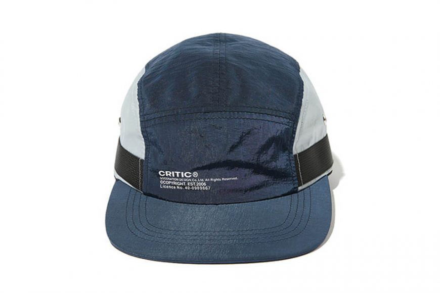 CRITIC 21 SS Clear Ripstop Camp Cap (1)