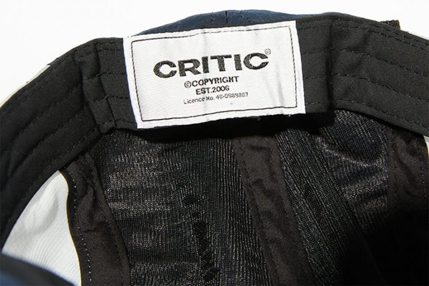 CRITIC 21 SS Clear Ripstop Camp Cap (10)