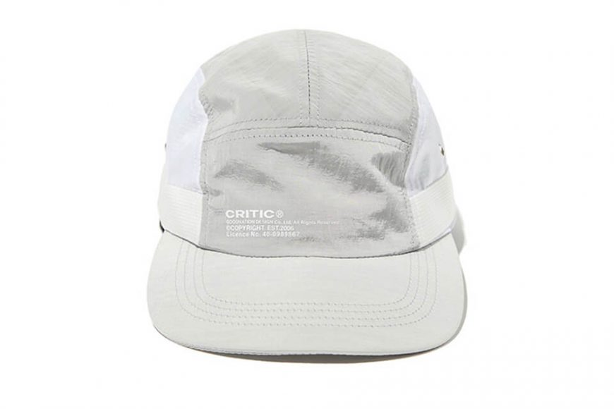 CRITIC 21 SS Clear Ripstop Camp Cap (11)