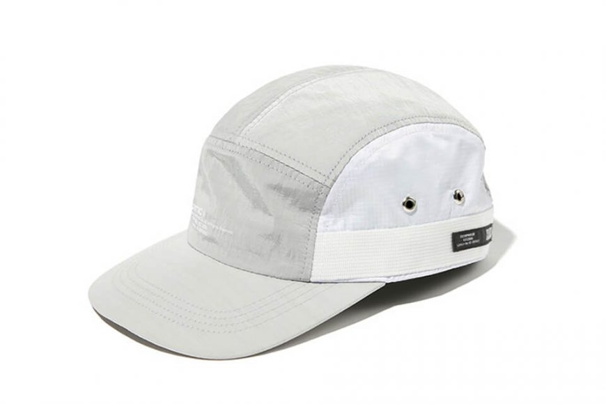 CRITIC 21 SS Clear Ripstop Camp Cap (12)