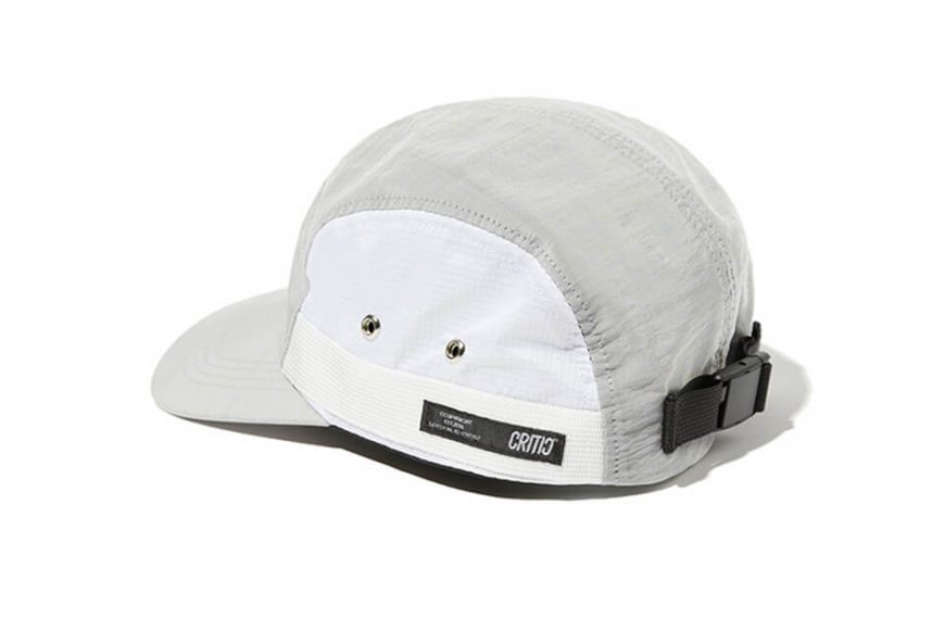 CRITIC 21 SS Clear Ripstop Camp Cap (14)