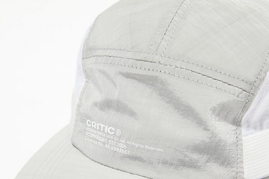 CRITIC 21 SS Clear Ripstop Camp Cap (15)