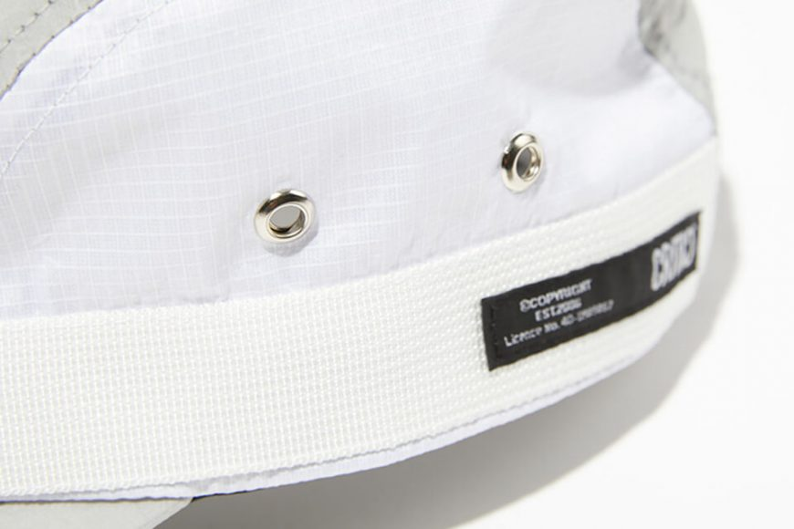 CRITIC 21 SS Clear Ripstop Camp Cap (16)