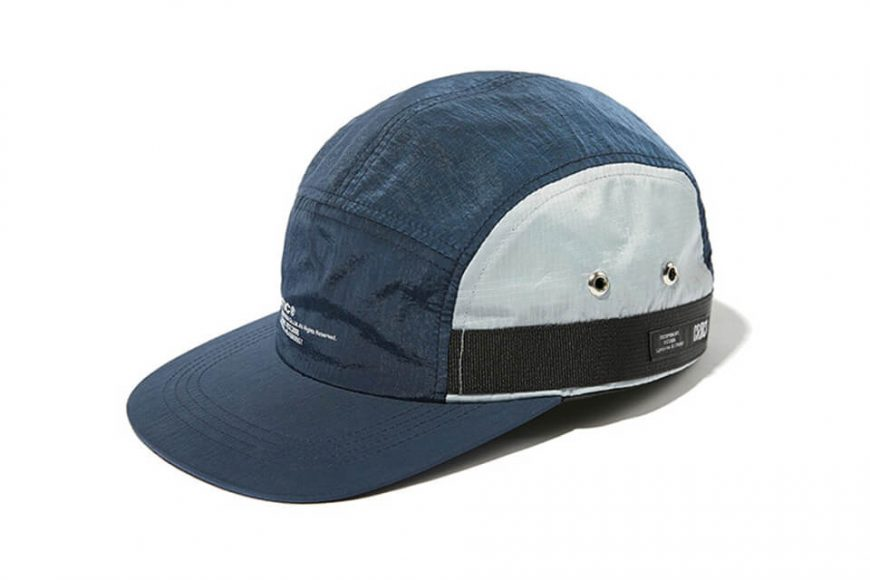 CRITIC 21 SS Clear Ripstop Camp Cap (2)