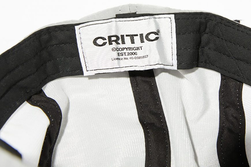 CRITIC 21 SS Clear Ripstop Camp Cap (20)