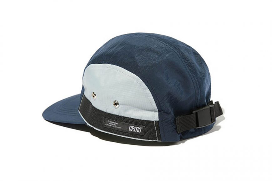 CRITIC 21 SS Clear Ripstop Camp Cap (4)
