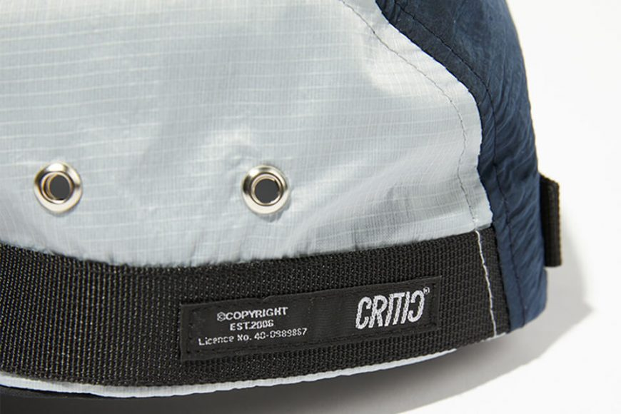 CRITIC 21 SS Clear Ripstop Camp Cap (6)