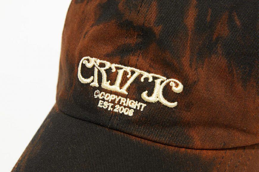 CRITIC 21 SS Ethnic Logo Ball Cap (10)