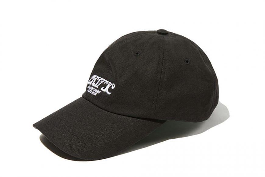 CRITIC 21 SS Ethnic Logo Ball Cap (2)