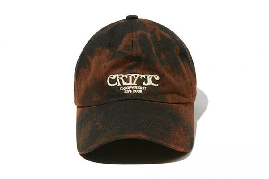 CRITIC 21 SS Ethnic Logo Ball Cap (7)
