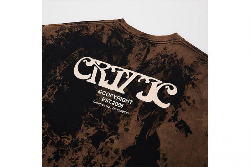 CRITIC 21 SS Ethnic Logo T-Shirts (14)