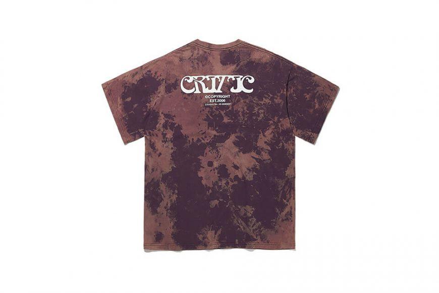 CRITIC 21 SS Ethnic Logo T-Shirts (4)