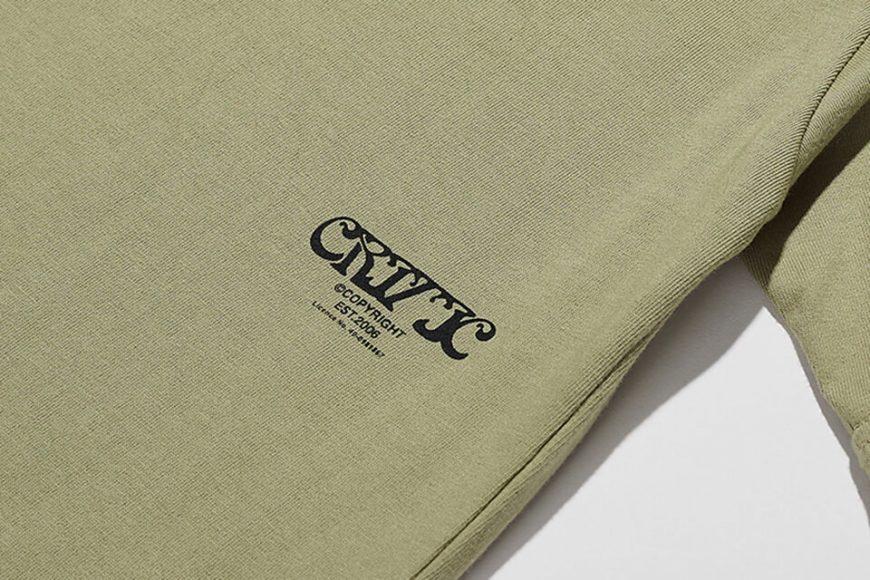 CRITIC 21 SS Flower World T-Shirts (11)