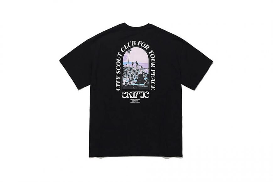 CRITIC 21 SS For Your Peace T-Shirts (11)