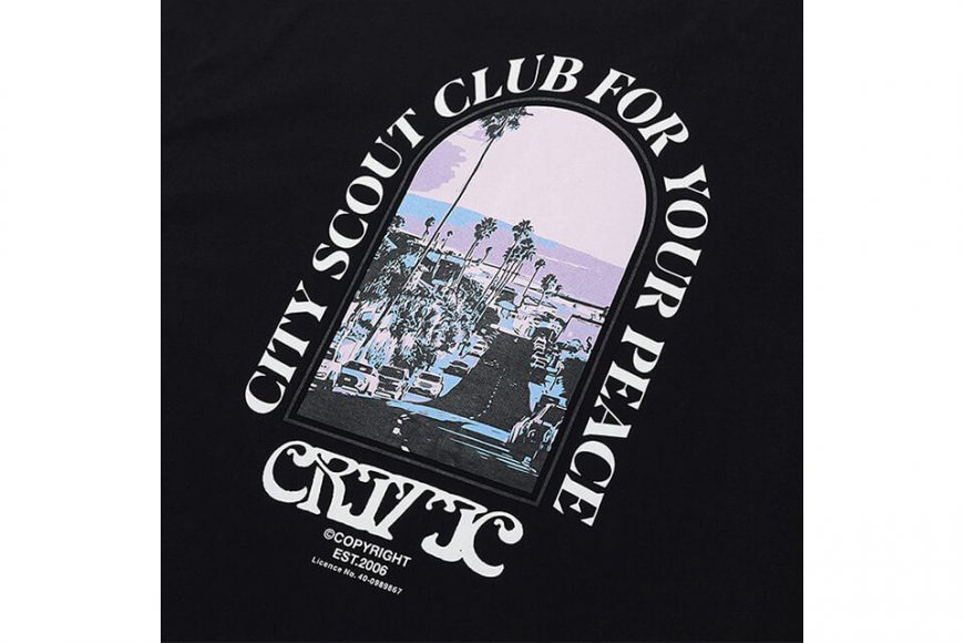 CRITIC 21 SS For Your Peace T-Shirts (15)