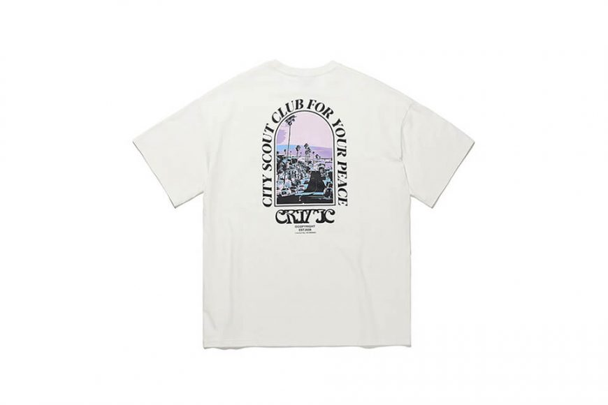 CRITIC 21 SS For Your Peace T-Shirts (17)