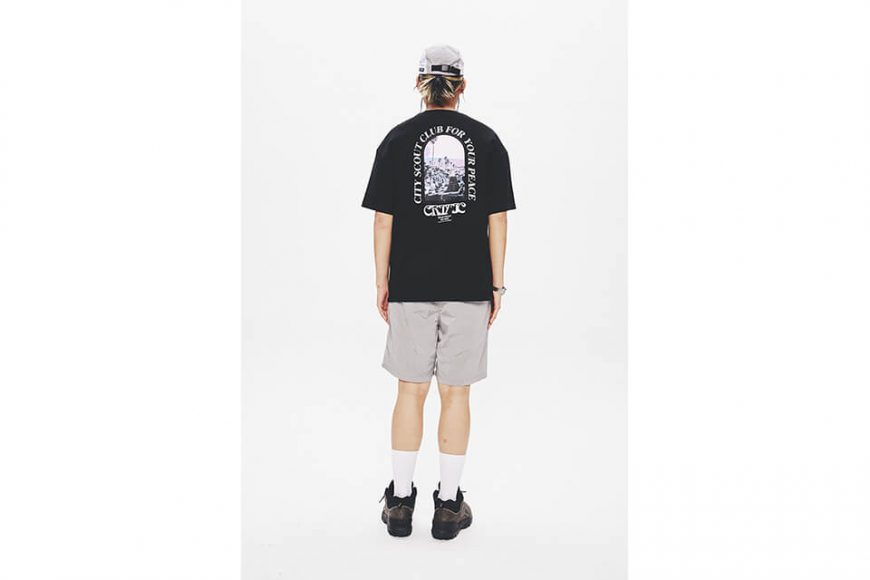 CRITIC 21 SS For Your Peace T-Shirts (2)