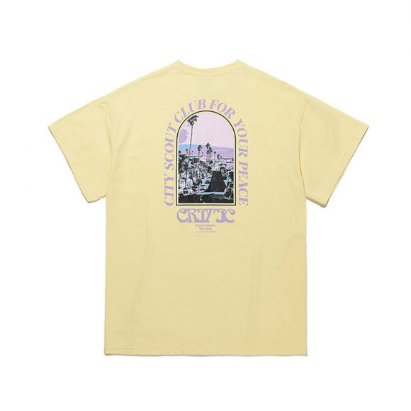 CRITIC 21 SS For Your Peace T-Shirts (23)