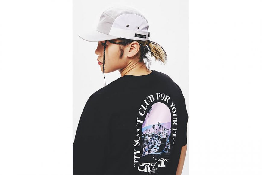 CRITIC 21 SS For Your Peace T-Shirts (3)