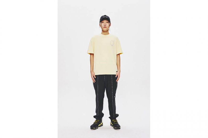 CRITIC 21 SS For Your Peace T-Shirts (7)