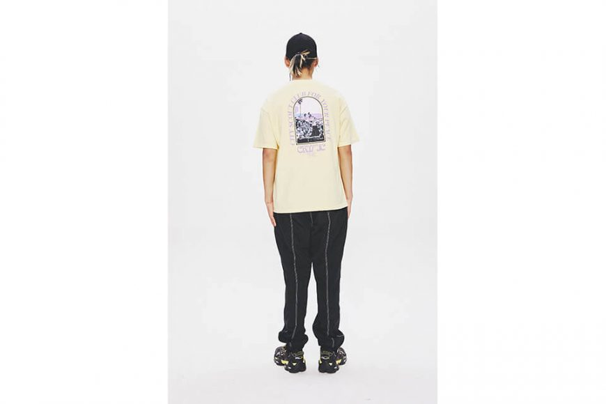 CRITIC 21 SS For Your Peace T-Shirts (8)