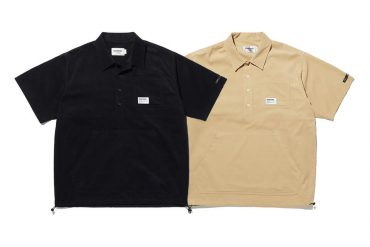 CRITIC 21 SS Half Zip Shirts (0)