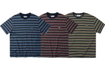 CRITIC 21 SS Stripe T-Shirt (0)