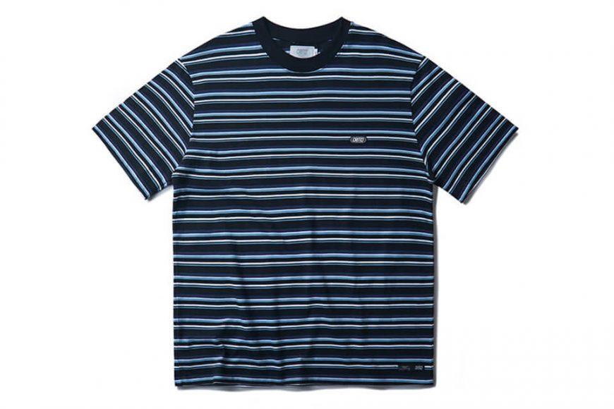 CRITIC 21 SS Stripe T-Shirt (1)