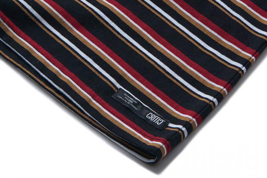 CRITIC 21 SS Stripe T-Shirt (10)