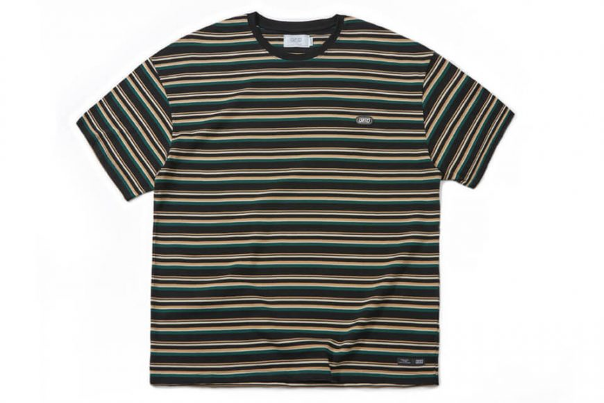 CRITIC 21 SS Stripe T-Shirt (11)