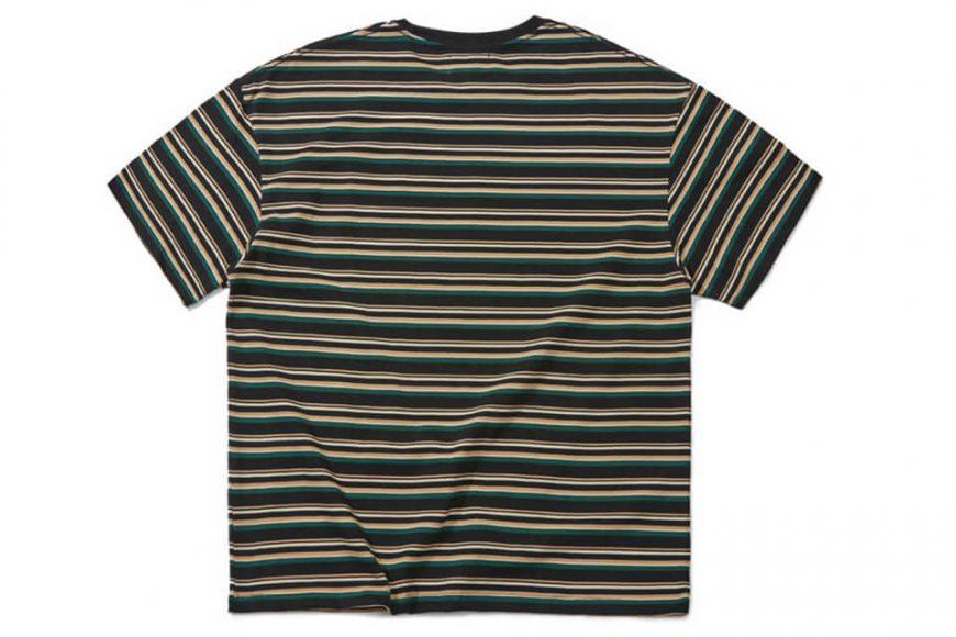 CRITIC 21 SS Stripe T-Shirt (12)