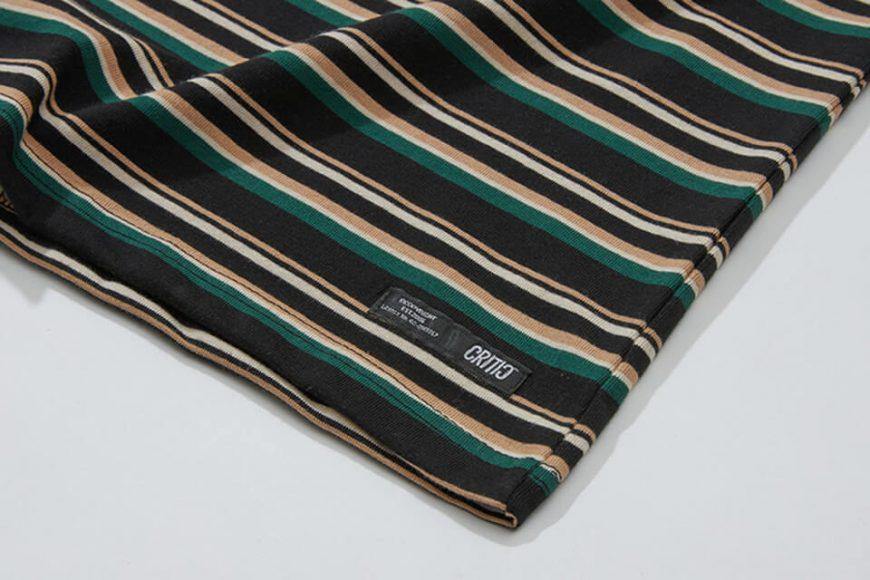 CRITIC 21 SS Stripe T-Shirt (15)