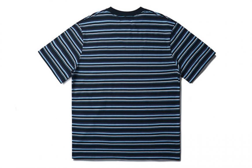 CRITIC 21 SS Stripe T-Shirt (2)