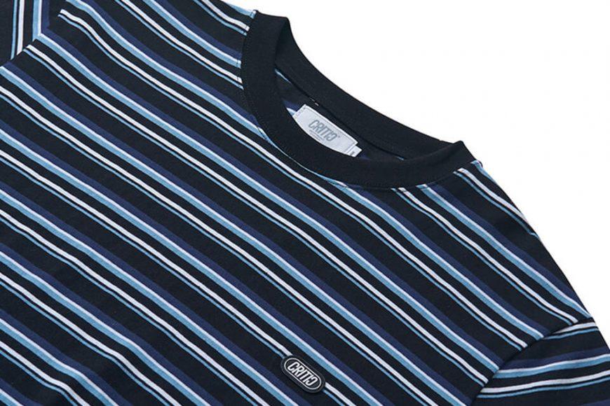 CRITIC 21 SS Stripe T-Shirt (3)