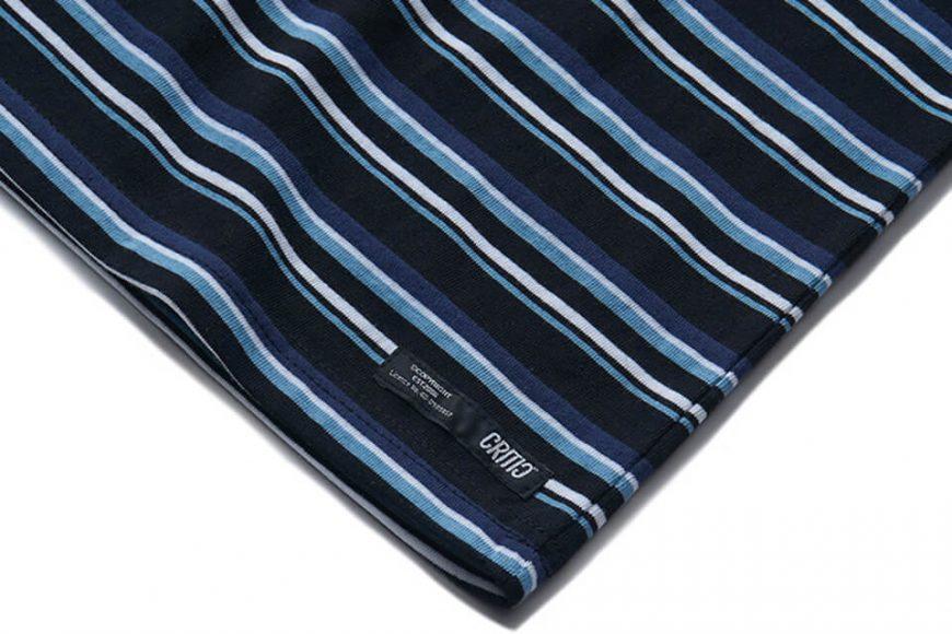 CRITIC 21 SS Stripe T-Shirt (5)