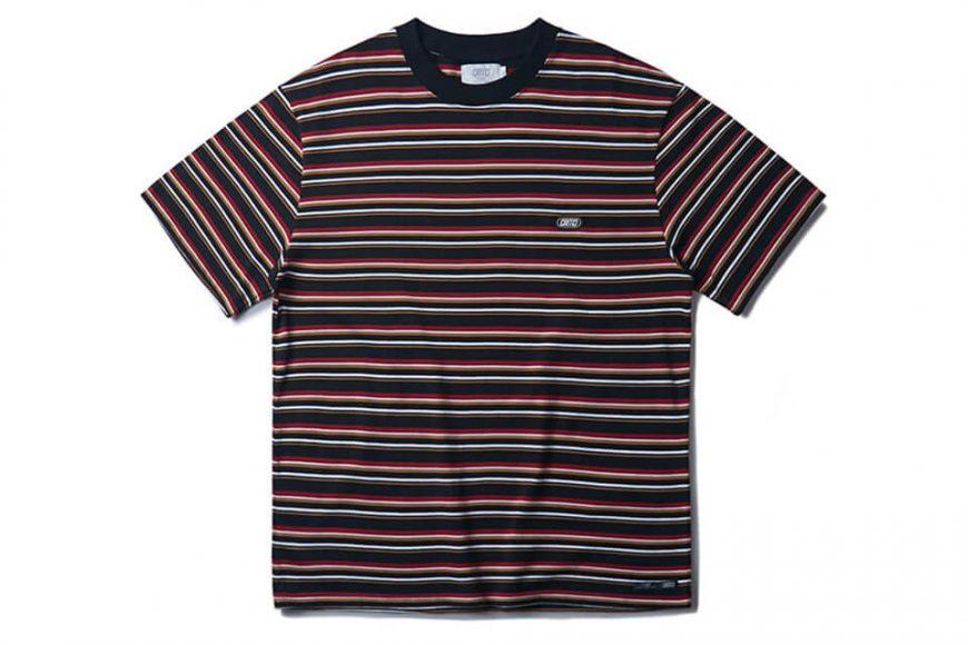 CRITIC 21 SS Stripe T-Shirt (6)
