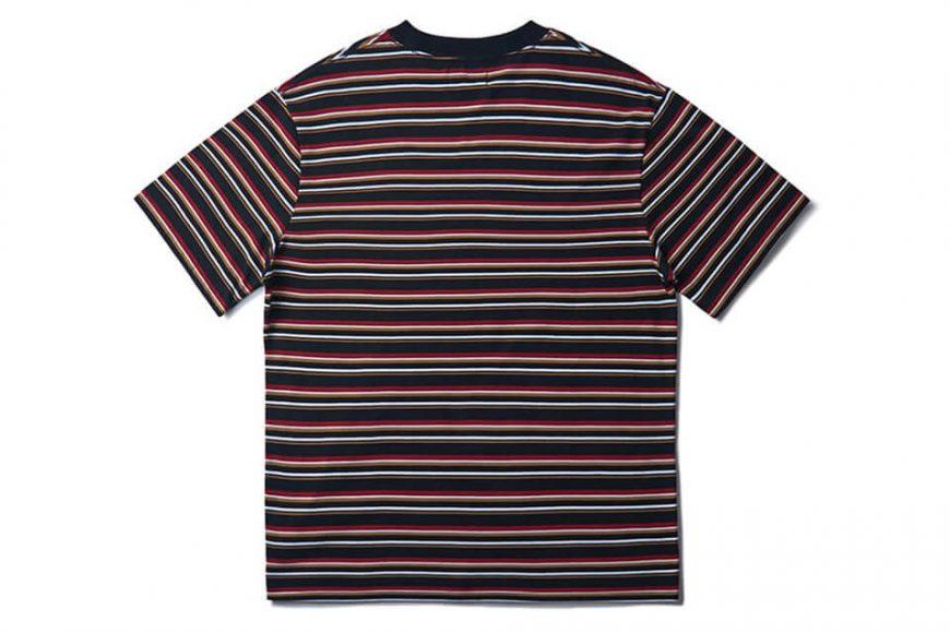 CRITIC 21 SS Stripe T-Shirt (7)