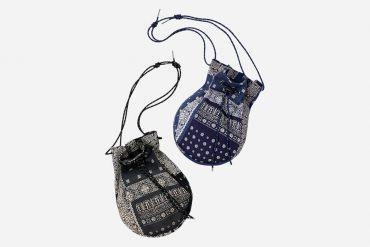 FrizmWORKS 21 SS BOKJORI String Bag(Bandana) (2)