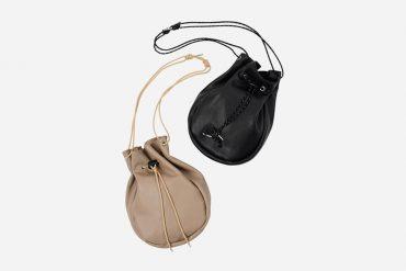 FrizmWORKS 21 SS BOKJORI String Bag(Leather) (3)
