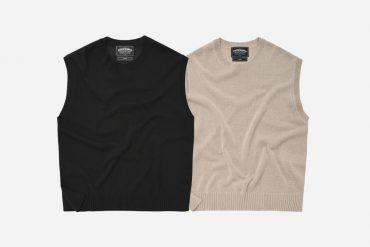 FrizmWORKS 21 SS Linen Knit Vest (0)