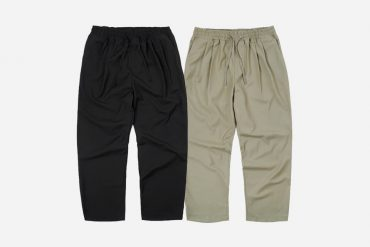 FrizmWORKS 21 SS Two Tuck Relax Pants (0)