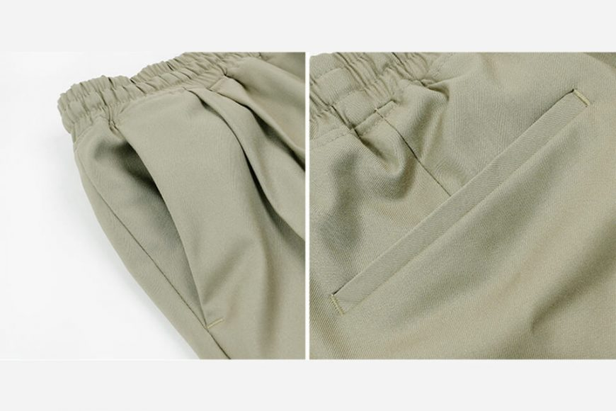 FrizmWORKS 21 SS Two Tuck Relax Pants (12)