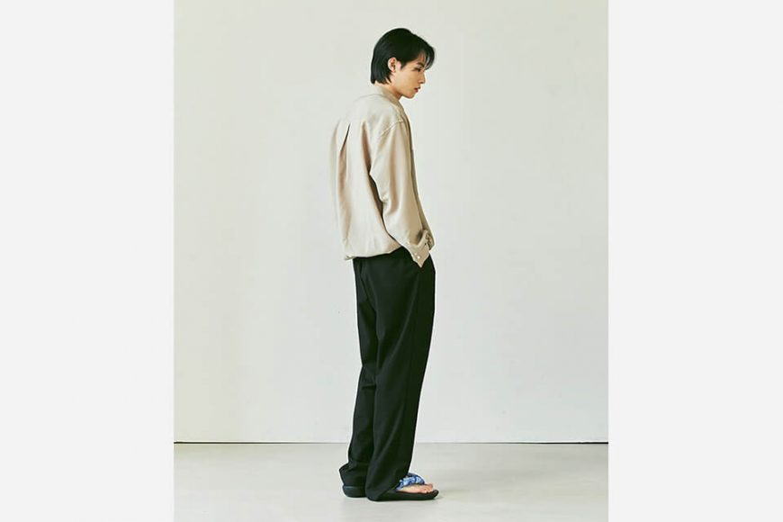 FrizmWORKS 21 SS Two Tuck Relax Pants (2)