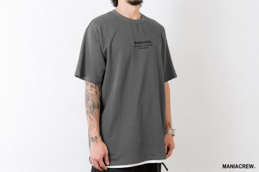 MANIA 21 SS Delivery Tee (18)