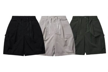 MELSIGN 21 SS Double-Drawstring Shorts (0)