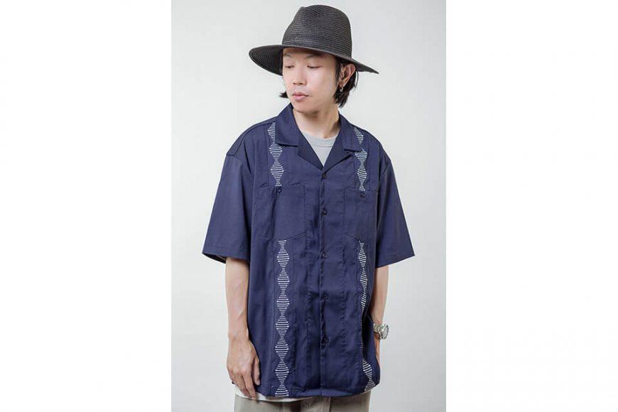 NextMobRiot 21 SS DNAOG OVS Guayabera Shirt (3)