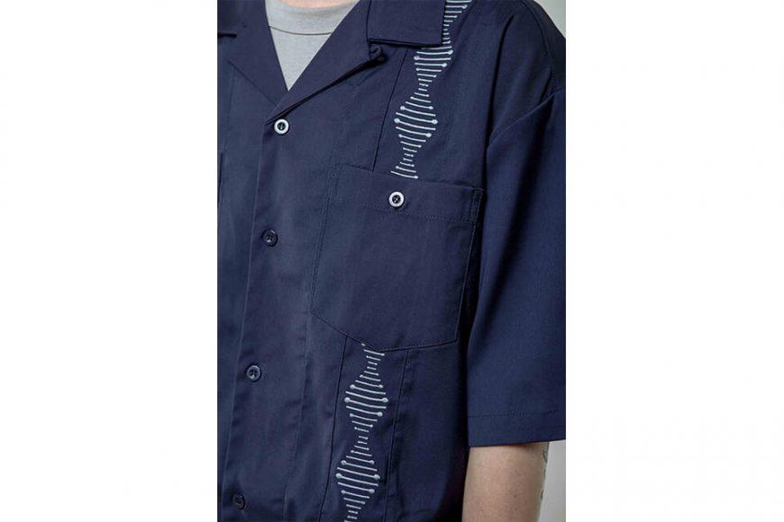 NextMobRiot 21 SS DNAOG OVS Guayabera Shirt (4)