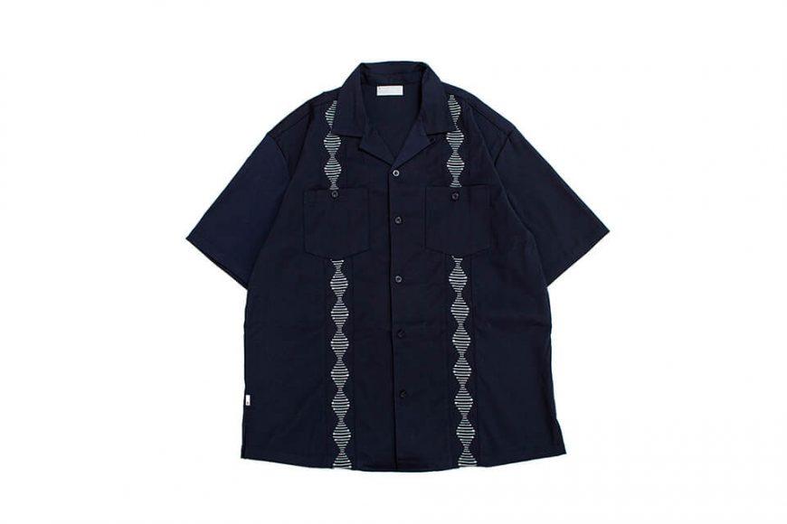 NextMobRiot 21 SS DNAOG OVS Guayabera Shirt (9)
