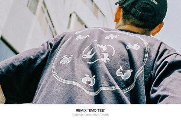 REMIX 21 SS Emo Tee (1)