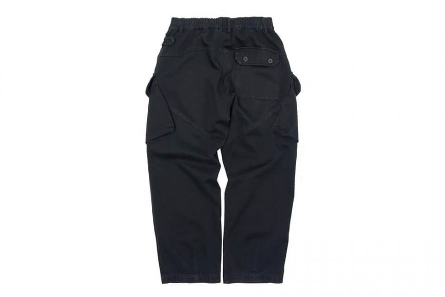 CentralPark.4PM 21 SS Military Cargo Pants (4)